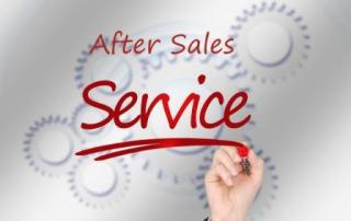 After Sales Service in Indien